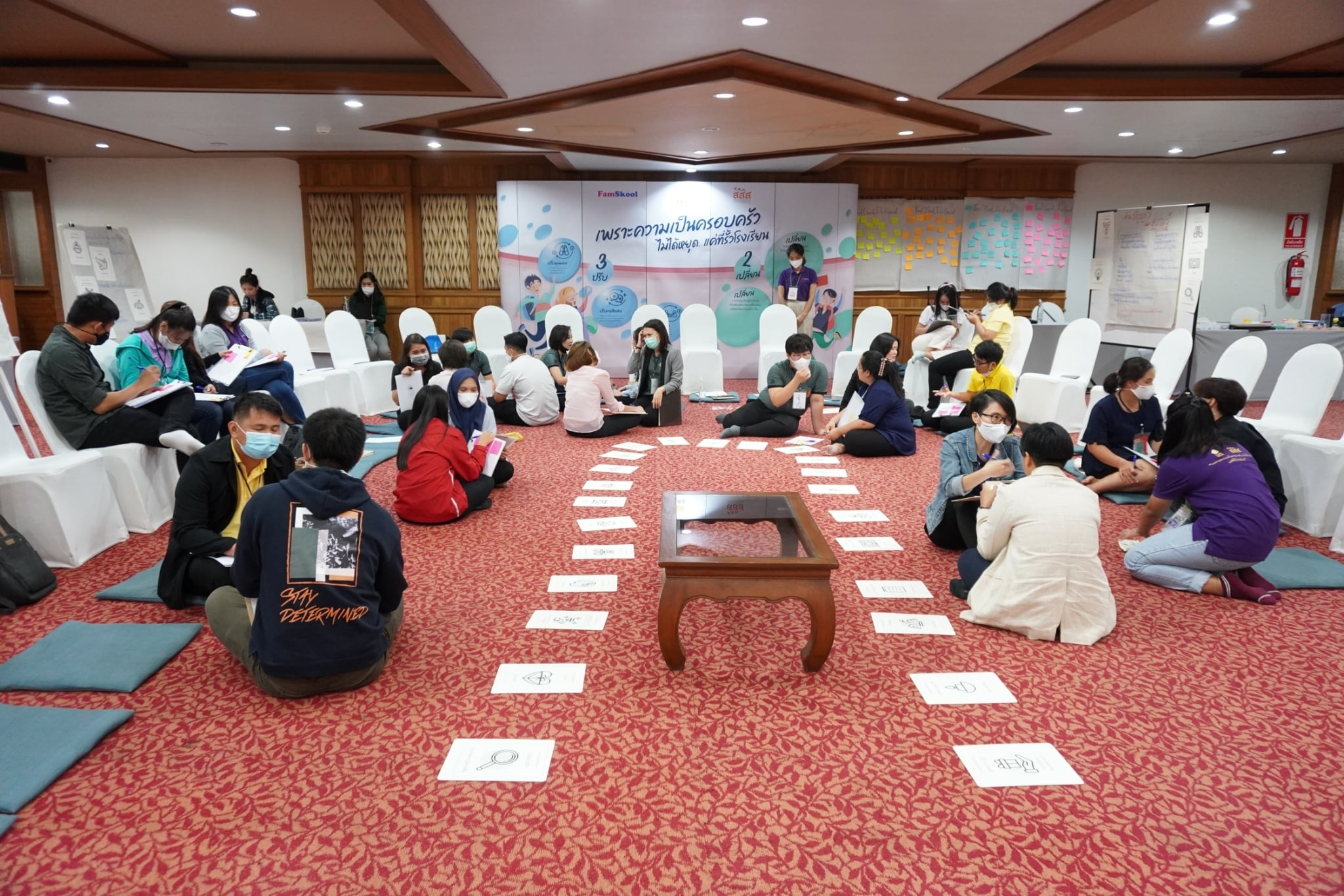 บันทึกการเดินทางของโครงการ FamSkool 2020-21 ภาคเหนือ Module 1 (25)